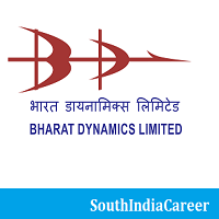 Bharat Dynamics Recruitment